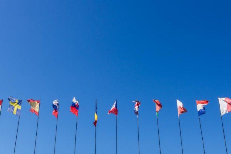 знамена на държавите в ЕС